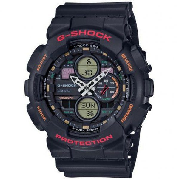 Hodinky Casio G-Shock GA-140-1A4ER
