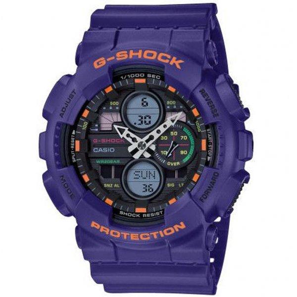 Hodinky Casio G-Shock GA-140-6AER