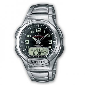CASIO Collection AQ 180D-1B 15019604