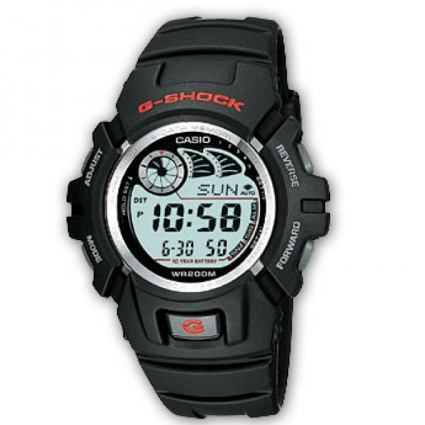 CASIO G-shock G 2900F-1VER 15003557