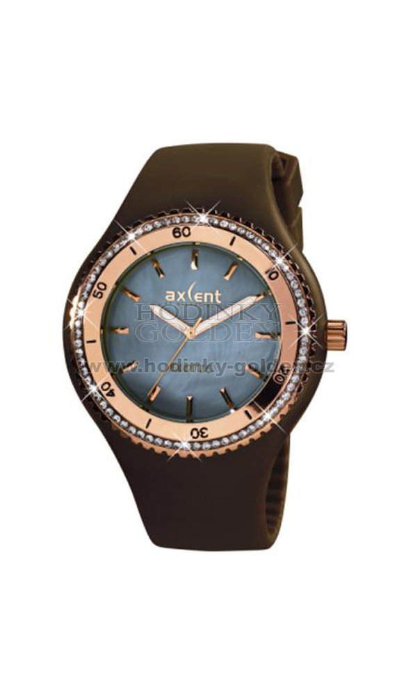 dbe51d6ba Axcent of Scandinavia - Exotic X1560R-17. zdarma. Módní dámské analogové  hodinky ...