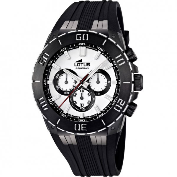Lotus - Chrono Black L15802/1